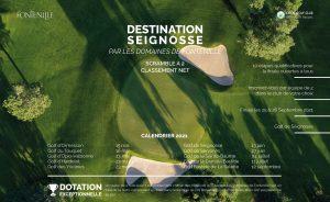 Compétition Destination Seignosse par les Domaines de Fontenille - Open Golf Club