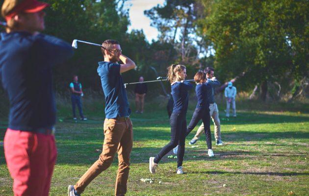 Débuter le golf