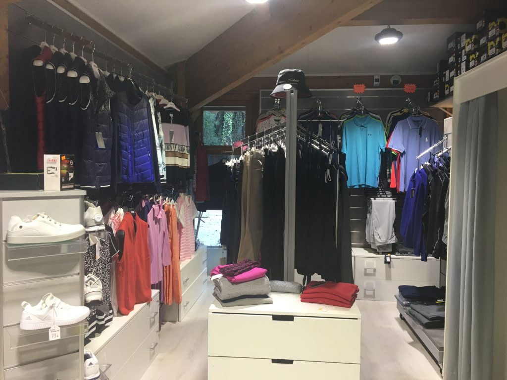 Proshop Golf Sainte Baume
