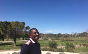 Simon Valmy, nouveau sur-intendant de l'équipe terrain - Open Golf Club