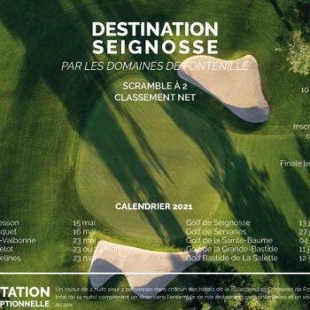 Les domaines de Fontenille - Qualifications Open Golf Club