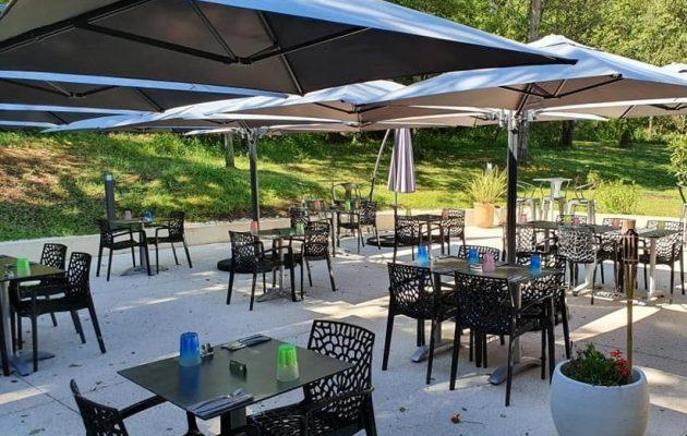 Ouverture du Restaurant du Golf de la Sainte Baume à partir du 19 mai !