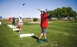Stages de golf junior pendant les vacances scolaires ! - Open Golf Club