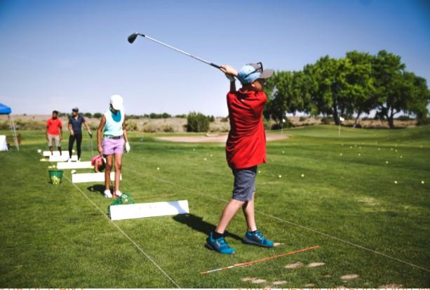 Stage école de golf